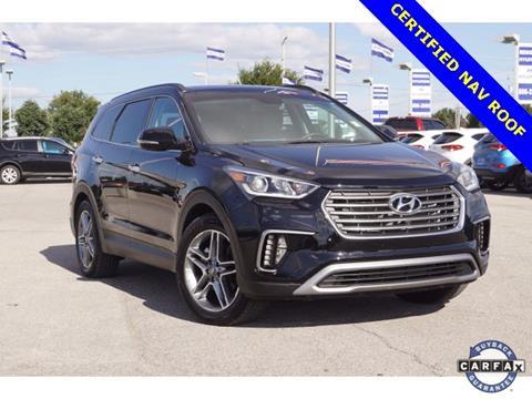 2017 Hyundai Santa Fe for sale in Broken Arrow, OK