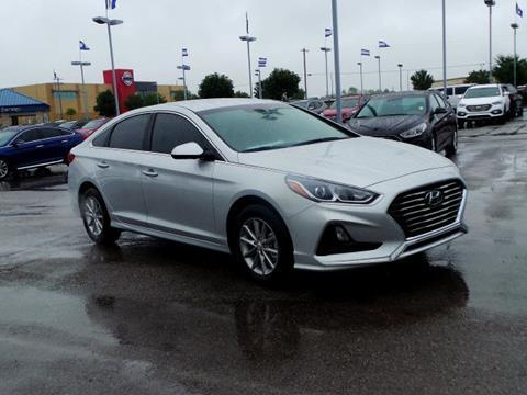 2018 Hyundai Sonata for sale in Broken Arrow, OK