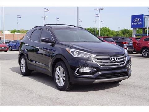 2017 Hyundai Santa Fe Sport for sale in Broken Arrow, OK
