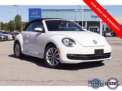 2015 Volkswagen Beetle for sale in Broken Arrow, OK