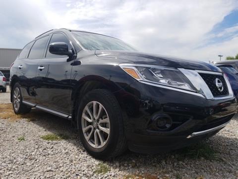 2015 Nissan Pathfinder for sale in Broken Arrow, OK