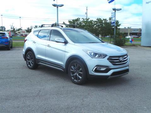 2018 Hyundai Santa Fe Sport for sale in Broken Arrow, OK