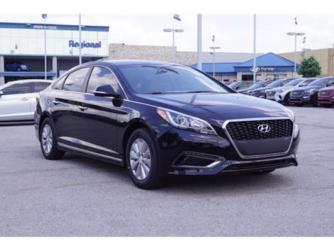 2017 Hyundai Sonata Hybrid for sale in Broken Arrow, OK