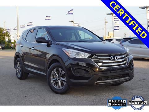 2016 Hyundai Santa Fe Sport for sale in Broken Arrow, OK