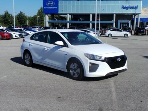 2017 Hyundai Ioniq Hybrid for sale in Broken Arrow, OK