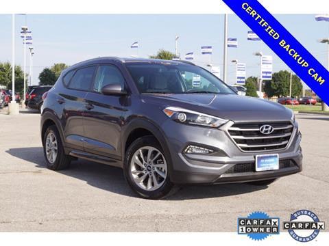 2016 Hyundai Tucson for sale in Broken Arrow, OK