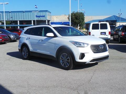 2018 Hyundai Santa Fe for sale in Broken Arrow, OK