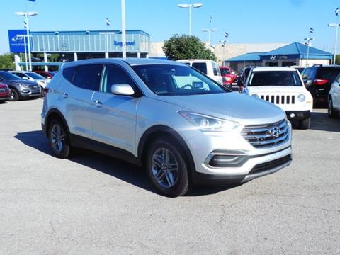 2018 Hyundai Santa Fe Sport for sale in Broken Arrow, OK