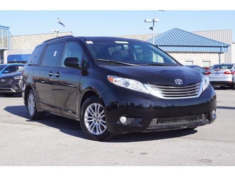 2015 Toyota Sienna For Sale Carsforsale Com