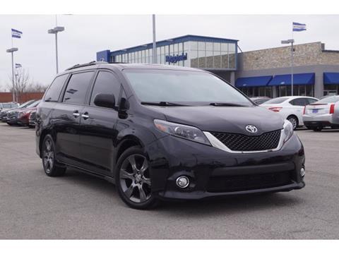 Toyota Sienna For Sale In Oklahoma Carsforsale Com
