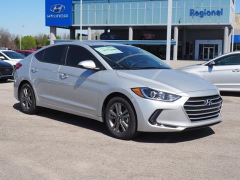 2018 Hyundai Elantra for sale in Broken Arrow, OK