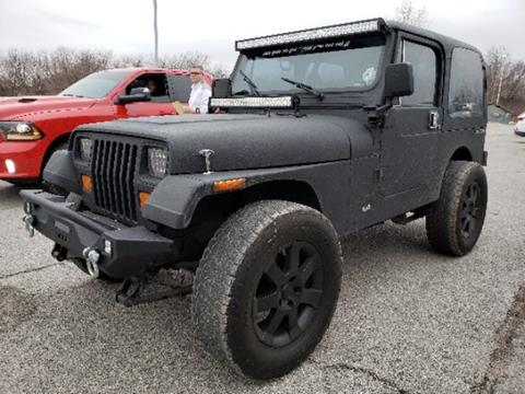 1991 Jeep Wrangler for sale in Broken Arrow, OK