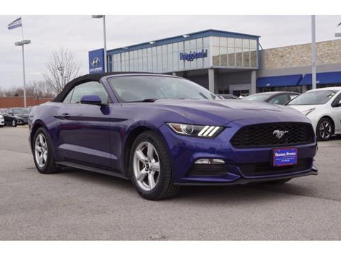2016 Ford Mustang for sale in Broken Arrow, OK