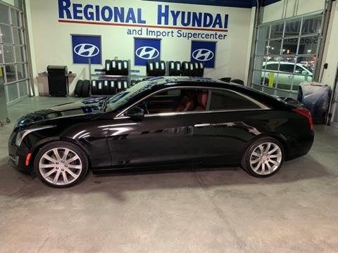 2016 Cadillac ATS for sale in Broken Arrow, OK