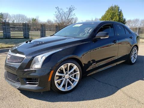 2016 Cadillac ATS-V for sale in Broken Arrow, OK