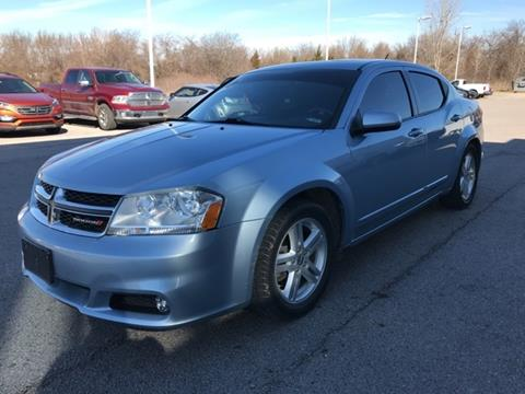 2013 Dodge Avenger for sale in Broken Arrow, OK