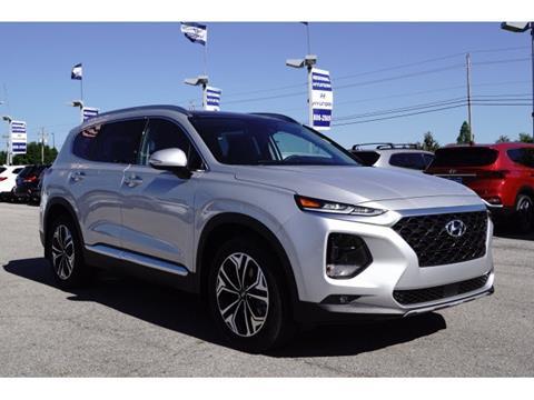 2019 Hyundai Santa Fe for sale in Broken Arrow, OK