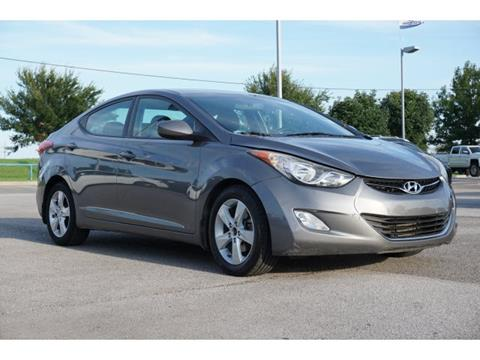 2013 Hyundai Elantra for sale in Broken Arrow, OK