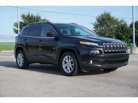 2016 Jeep Cherokee for sale in Broken Arrow, OK