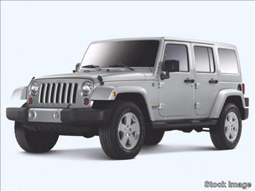 2013 Jeep Wrangler Unlimited for sale at Regional Hyundai in Broken Arrow OK