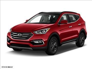 2017 Hyundai Santa Fe Sport for sale at Regional Hyundai in Broken Arrow OK