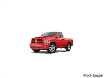 2014 RAM Ram Pickup 1500 for sale at Regional Hyundai in Broken Arrow OK