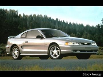1995 Ford Mustang for sale at Regional Hyundai in Broken Arrow OK
