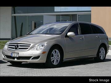 2006 Mercedes-Benz R-Class for sale at Regional Hyundai in Broken Arrow OK