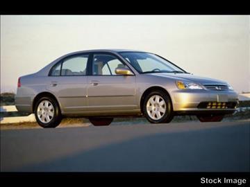 2001 Honda Civic for sale at Regional Hyundai in Broken Arrow OK
