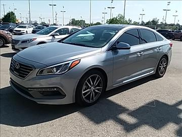 2015 Hyundai Sonata for sale at Regional Hyundai in Broken Arrow OK