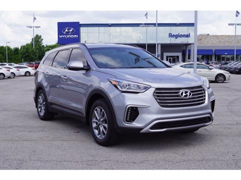 2017 Hyundai Santa Fe for sale at Regional Hyundai in Broken Arrow OK