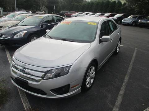 2012 Ford Fusion for sale in Vestal, NY