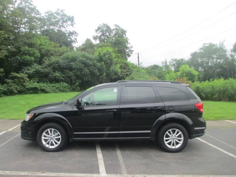 2015 Dodge Journey Awd Sxt 4dr Suv In Vestal Ny Feduke Auto Outlet