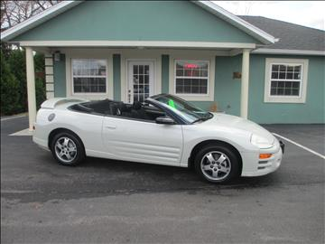2003 Mitsubishi Eclipse Spyder for sale in Vestal, NY