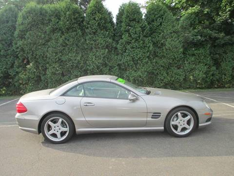 2003 Mercedes-Benz SL-Class for sale in Vestal, NY