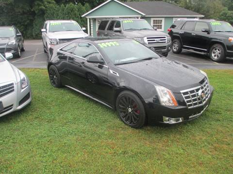 2013 Cadillac CTS for sale in Vestal, NY