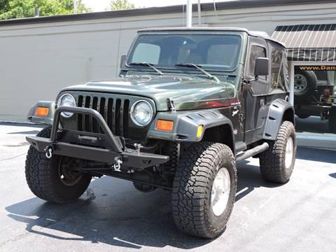 1998 Jeep Wrangler for sale in Ashland City, TN