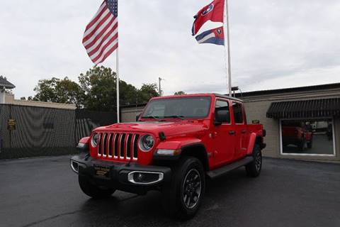 2020 Jeep Gladiator for sale in Ashland City, TN