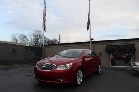 2013 Buick LaCrosse for sale in Ashland City, TN