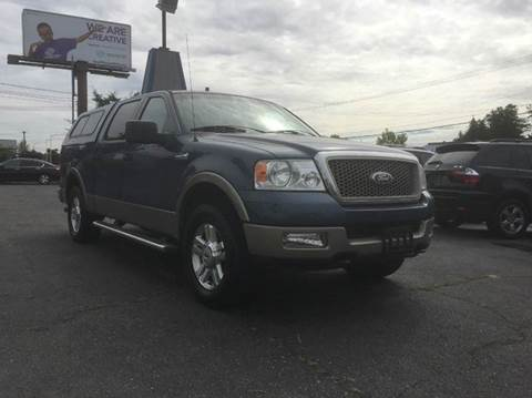 2004 Ford F-150 for sale at Autos Cost Less LLC in Lakewood WA