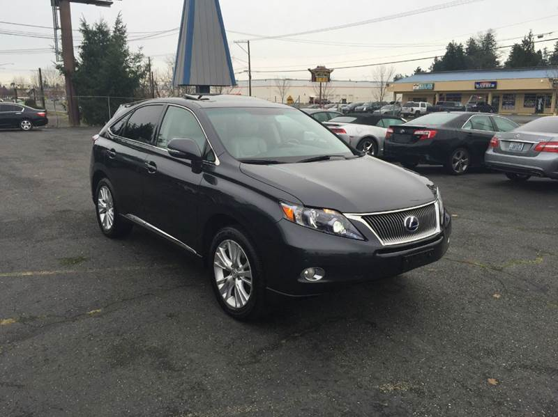 2010 Lexus RX 450h for sale at Autos Cost Less LLC in Lakewood WA