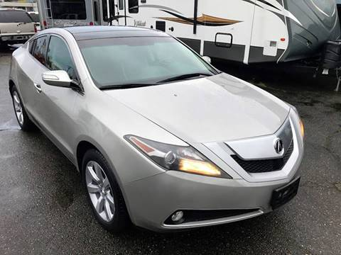 2010 Acura ZDX for sale in Lakewood, WA