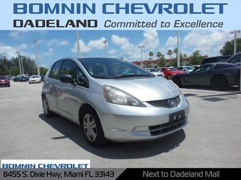 2011 Honda Fit for sale in Miami, FL