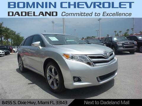 2014 Toyota Venza for sale in Miami, FL