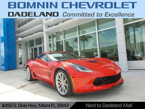 2017 Chevrolet Corvette for sale in Miami, FL