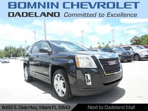 2010 GMC Terrain for sale in Miami, FL