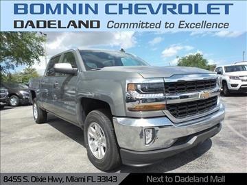 2017 Chevrolet Silverado 1500 for sale in Miami, FL