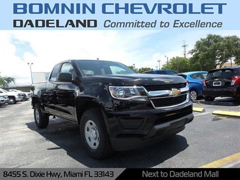 2017 Chevrolet Colorado for sale in Miami, FL