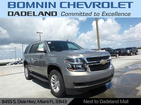 2017 Chevrolet Tahoe for sale in Miami, FL