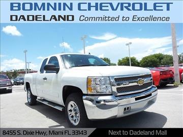 2013 Chevrolet Silverado 1500 for sale in Miami, FL